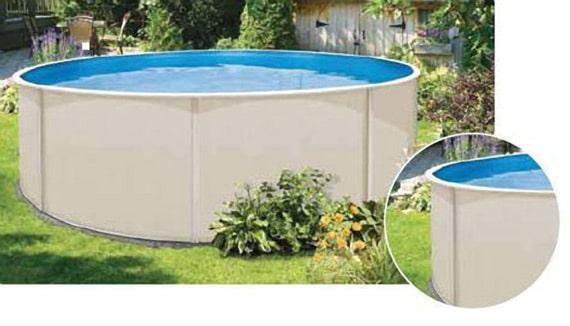 Como hacer una piscina barata desmontable for Piscina tubular pequena