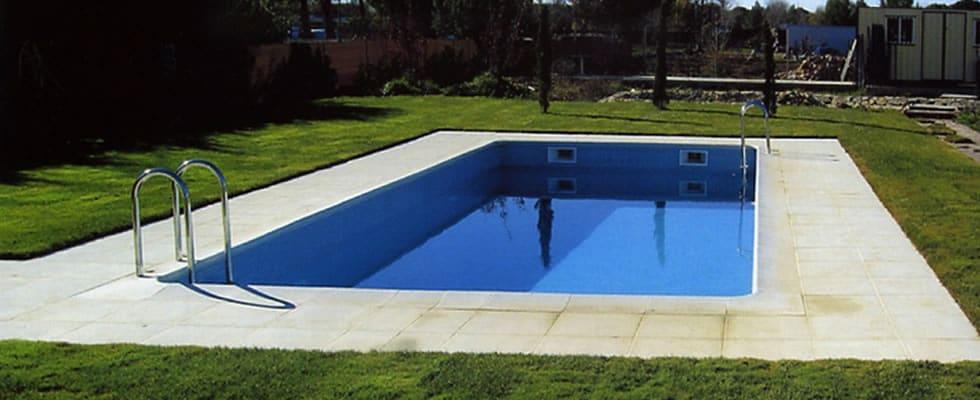 Como hacer piscinas de hormigon facilmente - Como construir piscina ...