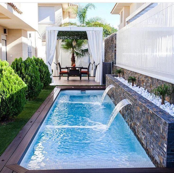 Como hacer pileta de cemento que armonice for Como hacer una piscina de cemento