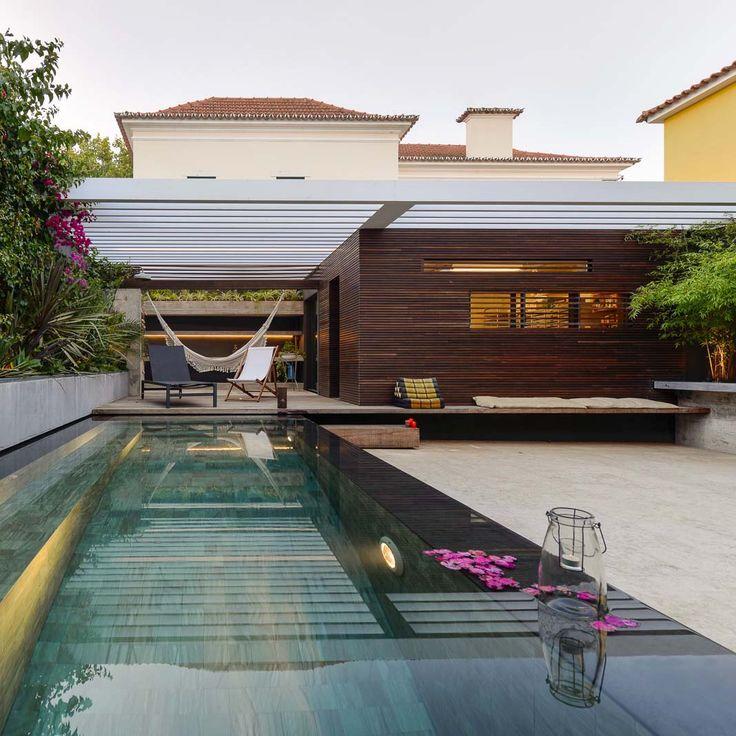 Como hacer pileta de cemento que armonice for Como construir una piscina en concreto