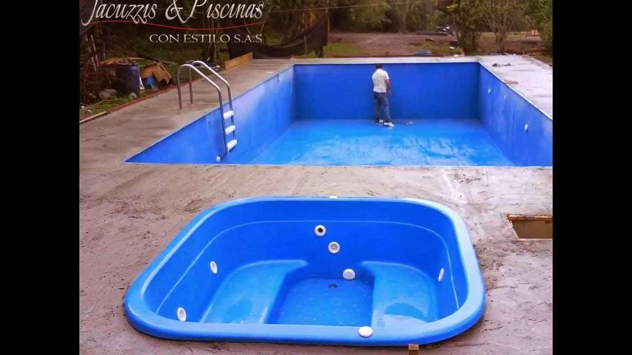 Como hacer una piscina de fibra de vidrio for Como saber por donde pierde una piscina