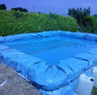 Como hacer una piscina for Construir piscina economica